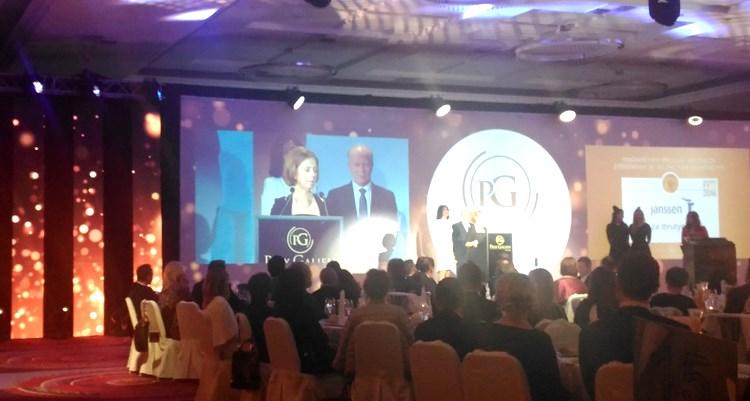 Uroczystość wręczenia nagród Prix Galien