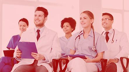 COVID-19: pomoc dla lekarzy i informacje