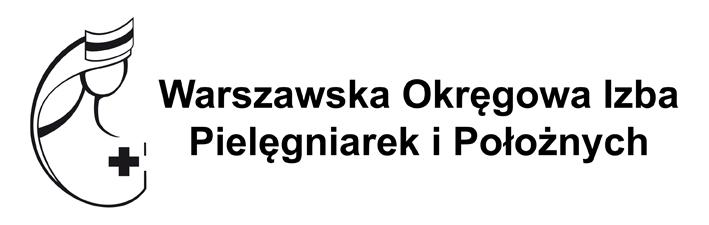 Okręgowa Izba Pielęgniarek i Położnych w Warszawie logo