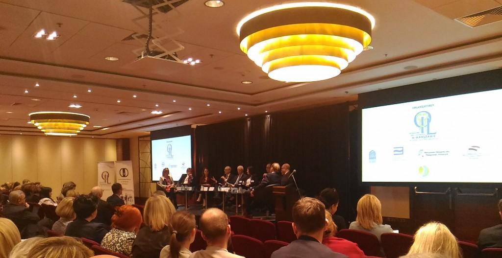 Konferencja Tajemnica medyczna - Panel - Sala Konferencyjna 1