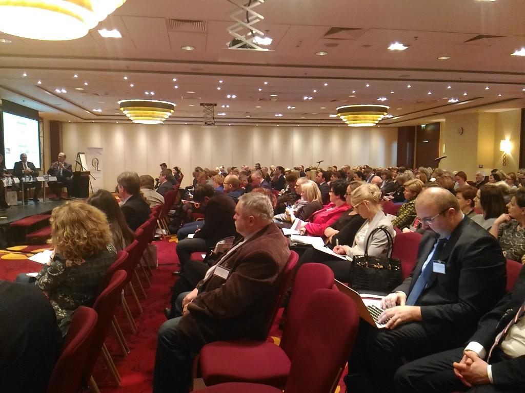 Konferencja Tajemnica medyczna - Panel - Sala Konferencyjna
