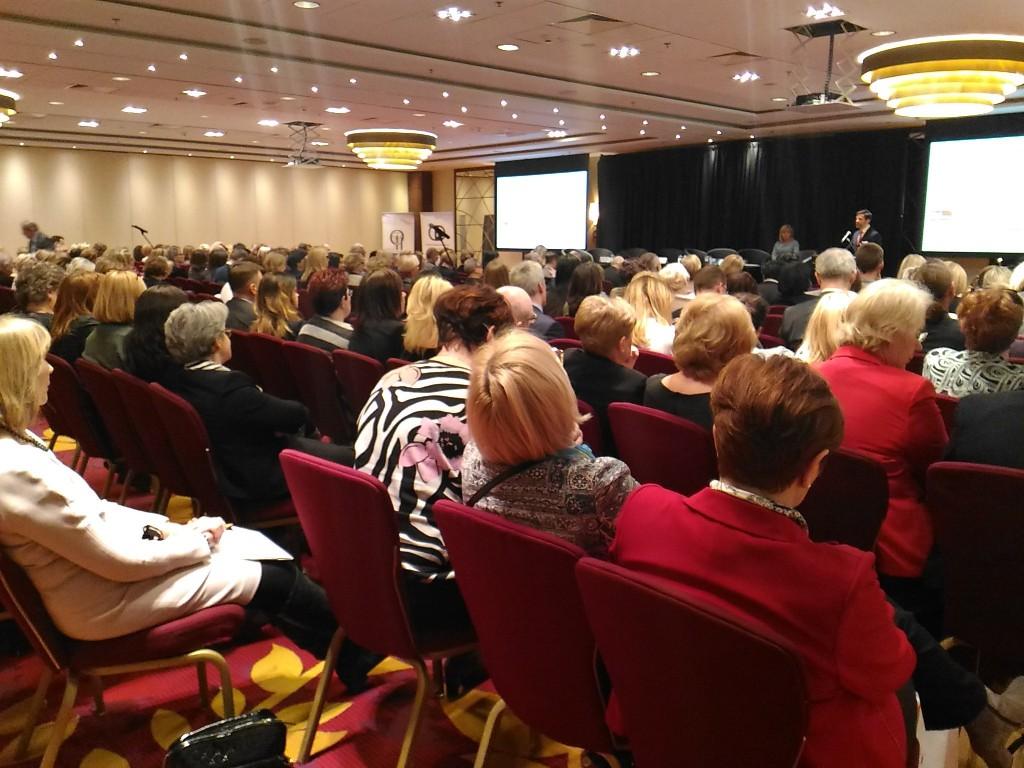 Konferencja Tajemnica medyczna - Pełna sala